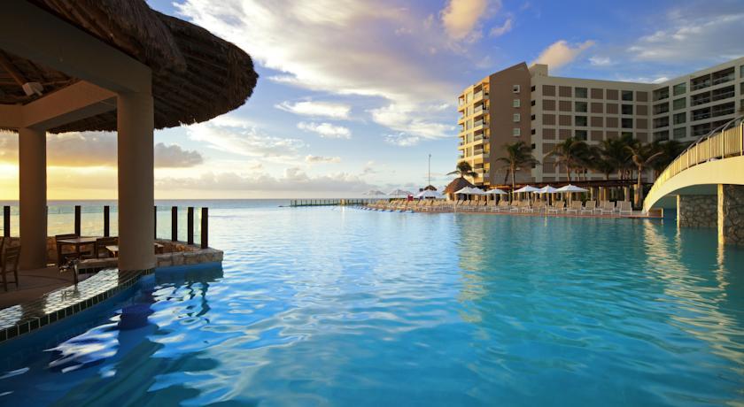 Alberca Hotel en Cancun The Westin Lagunamar Ocean