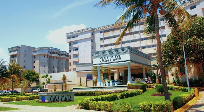 Hotel Casa Maya Cancún1