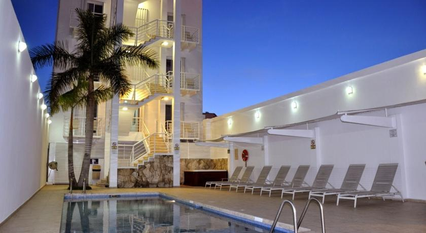 Hotel Terracaribe Boutique Cancún