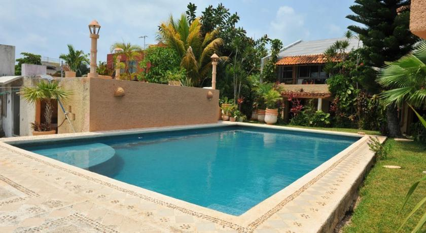 Hotel Cenzontle Luxury Village Cancún