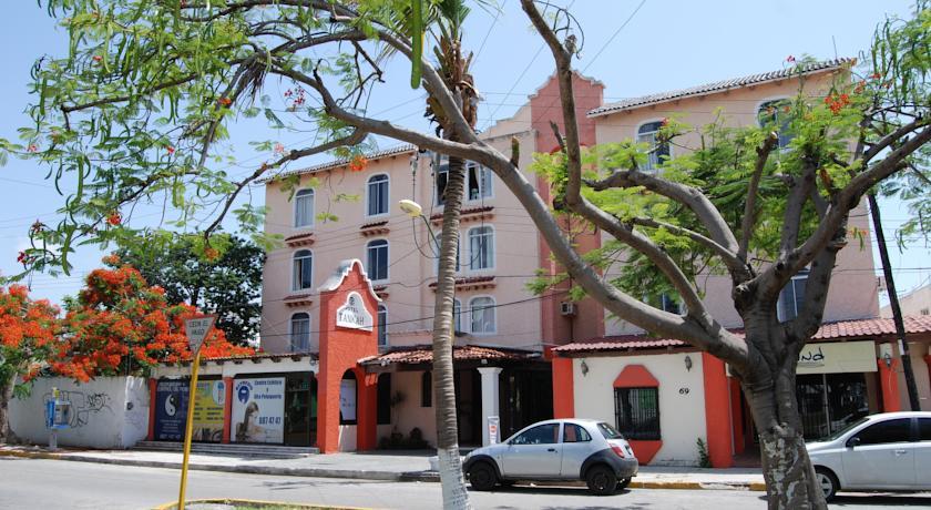Hotel Tankah-Cancún4