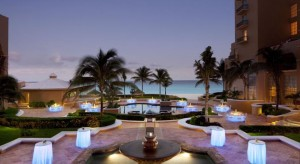 Fuente Hotel The Ritz-Carlton Cancun