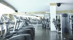 Gimnacio hotel Sandos Cancun Luxury Resort