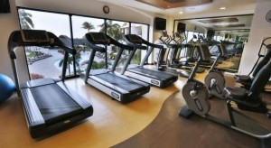 Gimnasio The Villas at The Royal Cancun