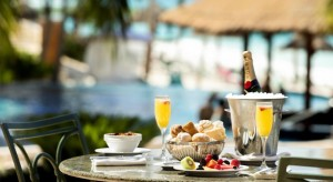 Rico desayuno hotel Grand Fiesta Americana Coral Beach Cancun