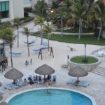 alberca Grand Park Royal Cancun Caribe