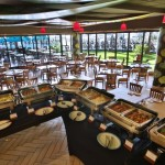 buffet The Royal Islander cancun