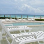 camastros Grand Park Royal Cancun Caribe