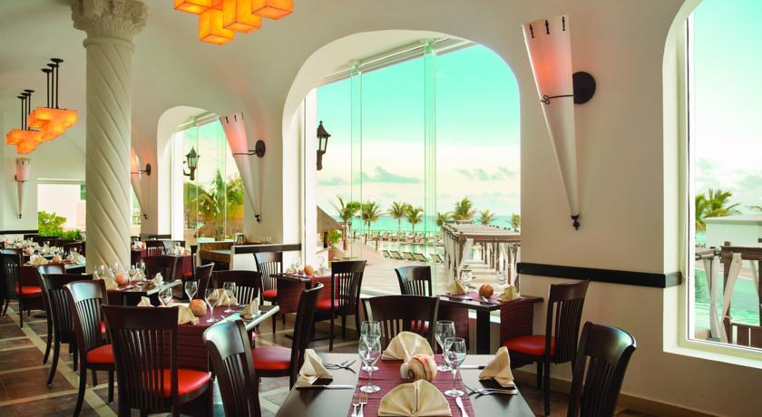 restaurante Hyatt Zilara Cancun