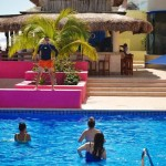 Alberca NYX Hotel Cancun