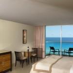 Balcon vista al mar Hard Rock Hotel Cancun