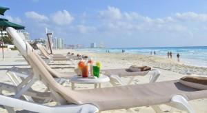 Camastros Hotel Mia Cancún Resort