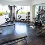 Gimnasio Hotel Ramada Cancun
