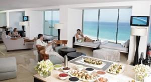Habitacion Hotel Live Aqua Cancun