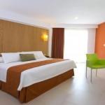 Habitacion Hotel Ramada Cancun