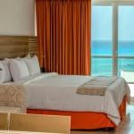 Habitacion hotel Krystal Cancun