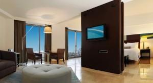 Interior cuarto Hotel Live Aqua Cancun
