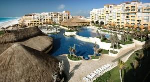 Vista Hotel Fiesta Americana Condesa Cancun All Inclusive