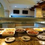 comida hotel Adhara Hacienda Cancun