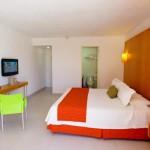 cuarto Hotel Ramada Cancun