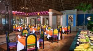restaurant mexicano Hotel Oasis Palm - Todo incluido