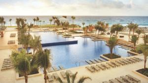 Hyatt Ziva Cancun daypass