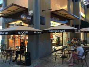 cafeteria en cancun Ah Cacao Chocolate Café