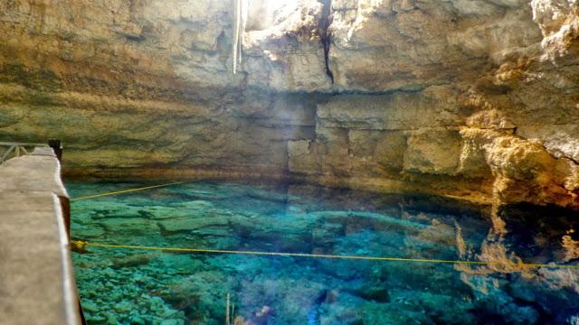cenote  Multun-ha