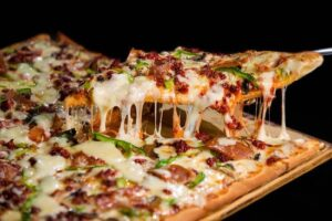 Pizza Casa Jaguar