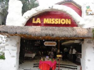 estaurante La Mission, Adolfo Rosaldo