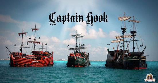 Tours en Cancun Capitan hook