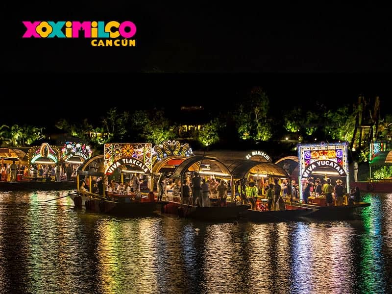 xoximilco cancun