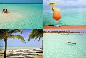 Playa norte la segunda playa más bonita de Mexico