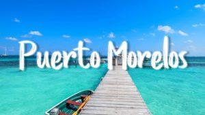Como llegar a Puerto Morelos
