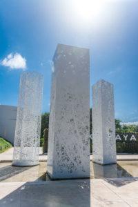 Pilares museo maya cancun