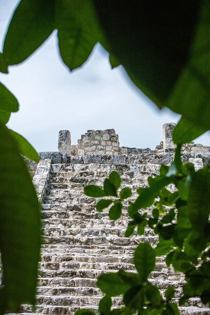 zona arqueoligica el rey museo maya