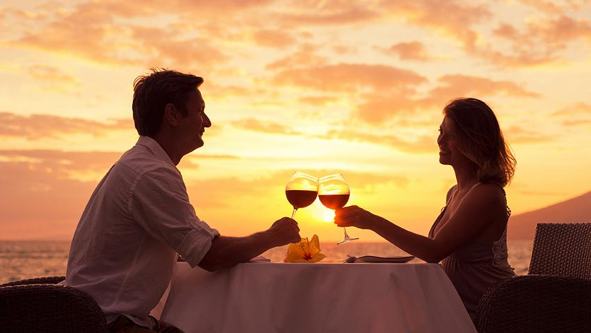 Restaurante Romantico Cancun Villa Palmar
