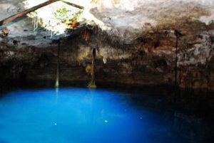 Cenote Kin Há puerto morelos