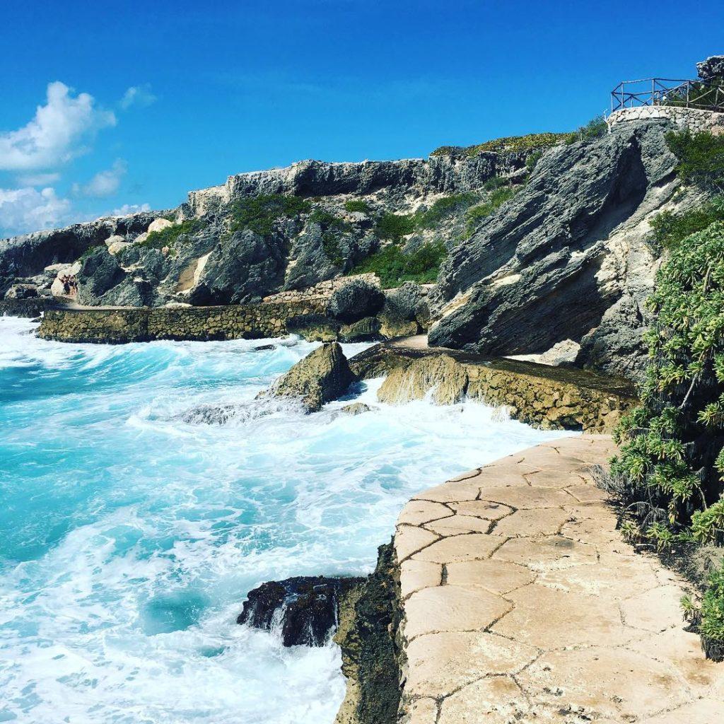 Mirador punta sur isla mujeres