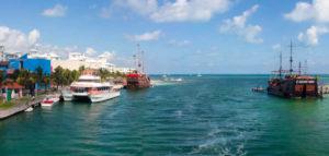 el embarcadero ferry a isla mujeres desde cancun