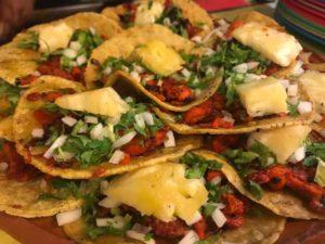 comer tacos en cancun