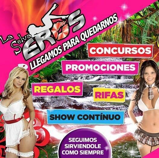 La Selva Eros Men's Club