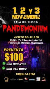 casa del terror cancun