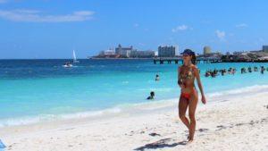 disfruta de las playas en tus 4 dias en cancun