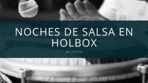 Noches de Salsa en Holbox