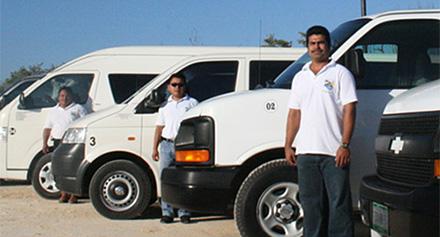 Servicio de Transportación privada a holbox