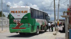 bus de cancun a holboz
