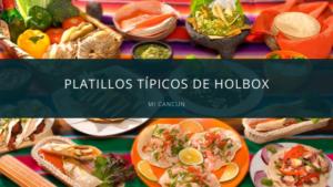 Platillos típicos de Holbox