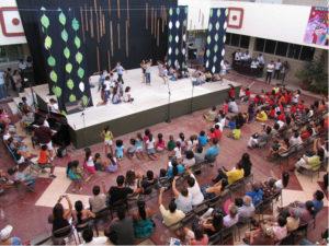 casa de la cultura de Cancun