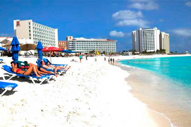 Playa Gaviota payas de cancun